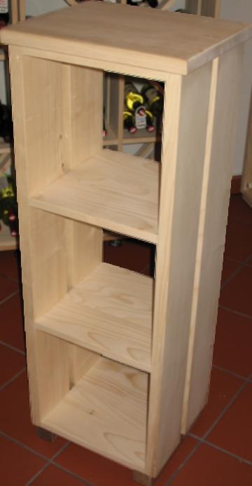 Stehpult mit 3 Fächer
